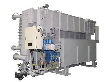 日立直燃型吸收式冷温水机组