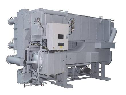 日立蒸汽型双效吸收式机组